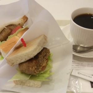 CAFE de CRIE小手指