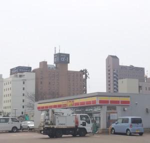 柏崎駅 ホテル