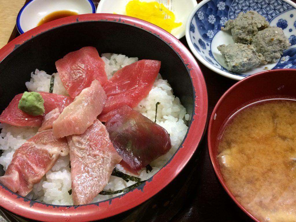 熱海海鮮丼まぐろ丼