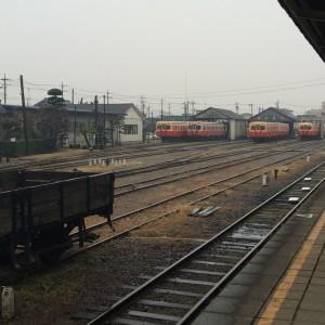 小湊鉄道 五井