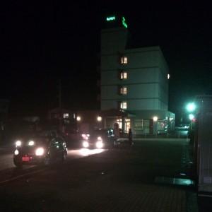 小出駅 ホテルオカベ