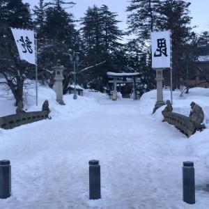 上杉神社 米沢