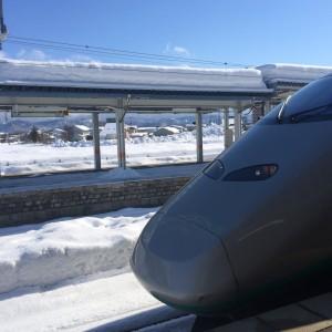 米沢駅 つばさ