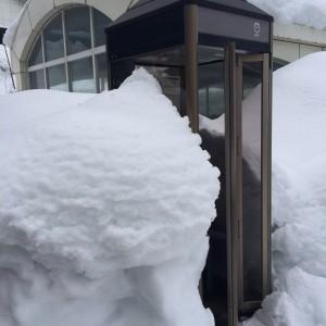 十日町 豪雪地帯