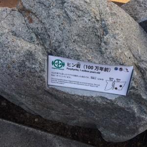 糸魚川 岩石16 ヒン岩
