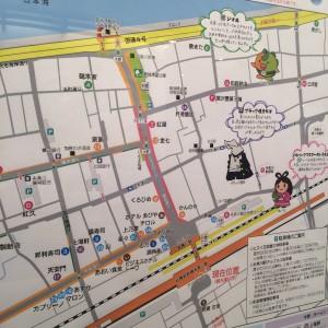 糸魚川 駅周辺地図