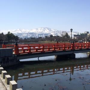 高田公園 高田城