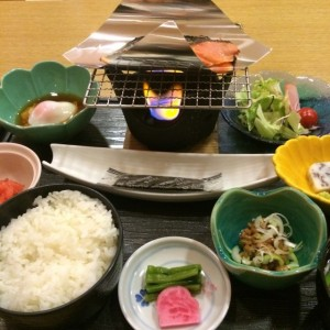 高田ターミナルホテル 朝食