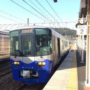えちごトキメキ鉄道 日本海ひすいライン