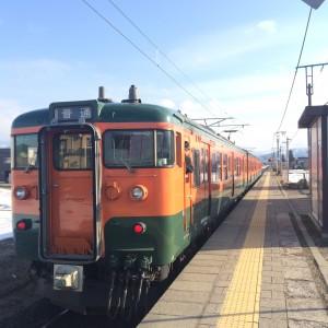 信越本線 普通列車