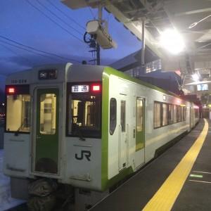 飯山線 飯山駅