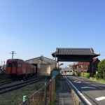 千葉県日帰り穴場  ローカル私鉄いすみ鉄道の大多喜駅へ