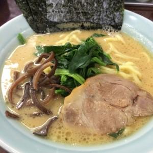 横浜ラーメン壱鉄屋 市川駅