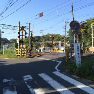 横須賀線 鎌倉駅付近