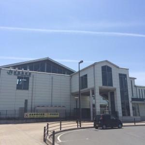 武蔵高萩駅 北口