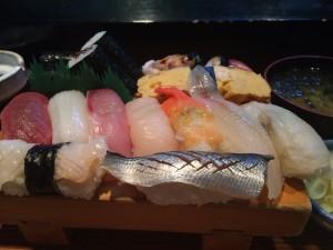 新潟駅前 うを寿司