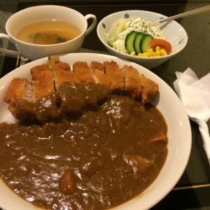 小千谷駅 食事
