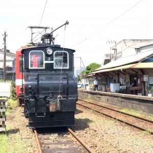 銚子鉄道 車庫