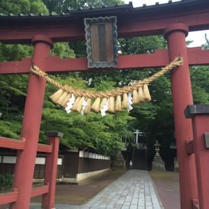 加茂 青海神社