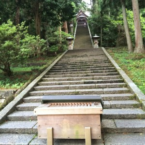 青海神社 加茂