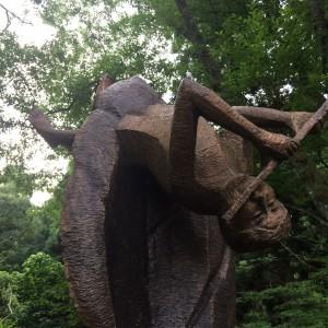 彫刻の森 加茂市 新潟