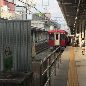 飯山線 長野駅
