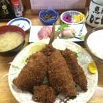 「にし与」は静岡県民おすすめのフライ店〜沼津港【1】海鮮フライが安い〜