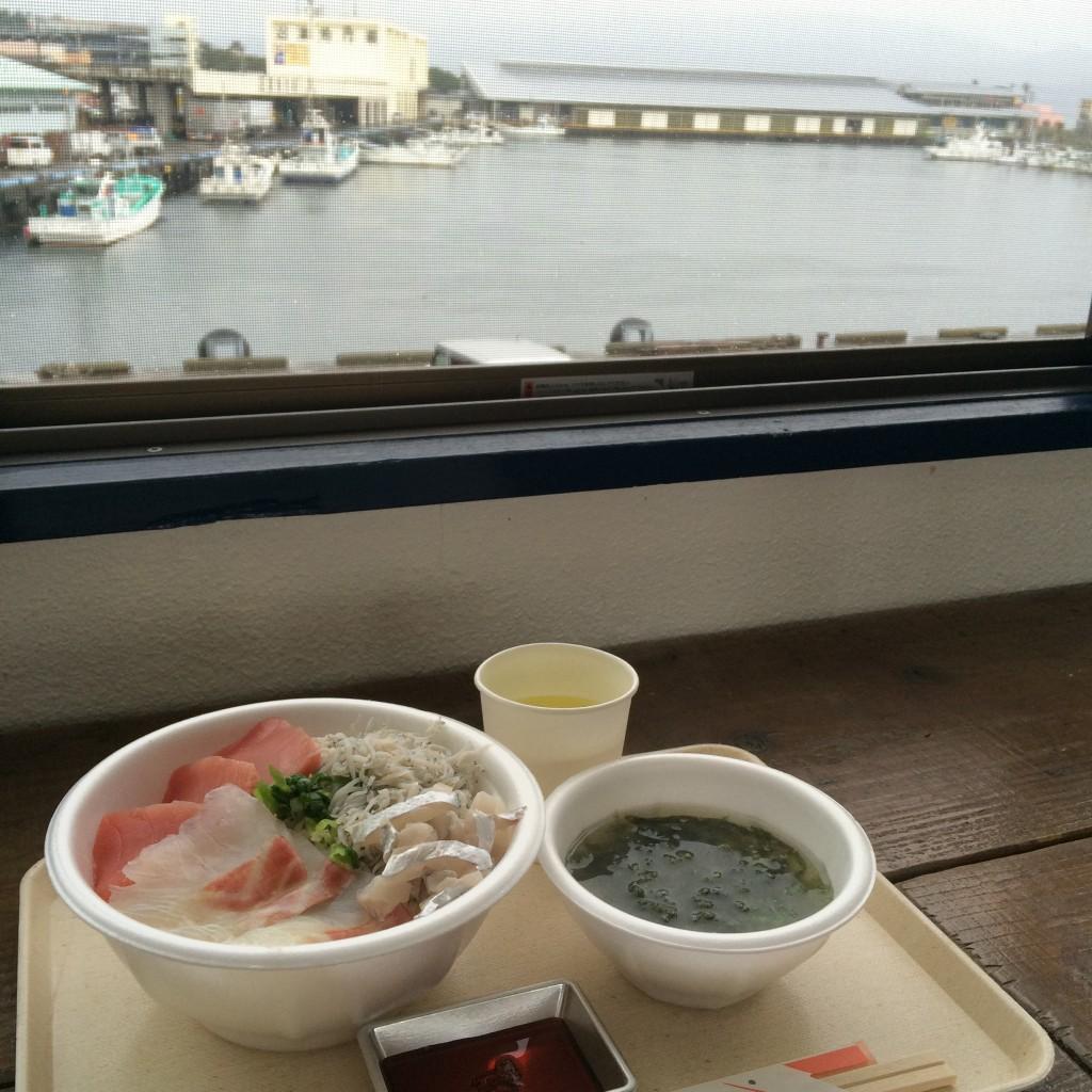 沼津港最安値 海鮮丼
