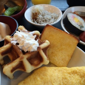 ドーミーイン三島 朝食