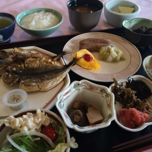 沼津 温泉 KKR 朝食