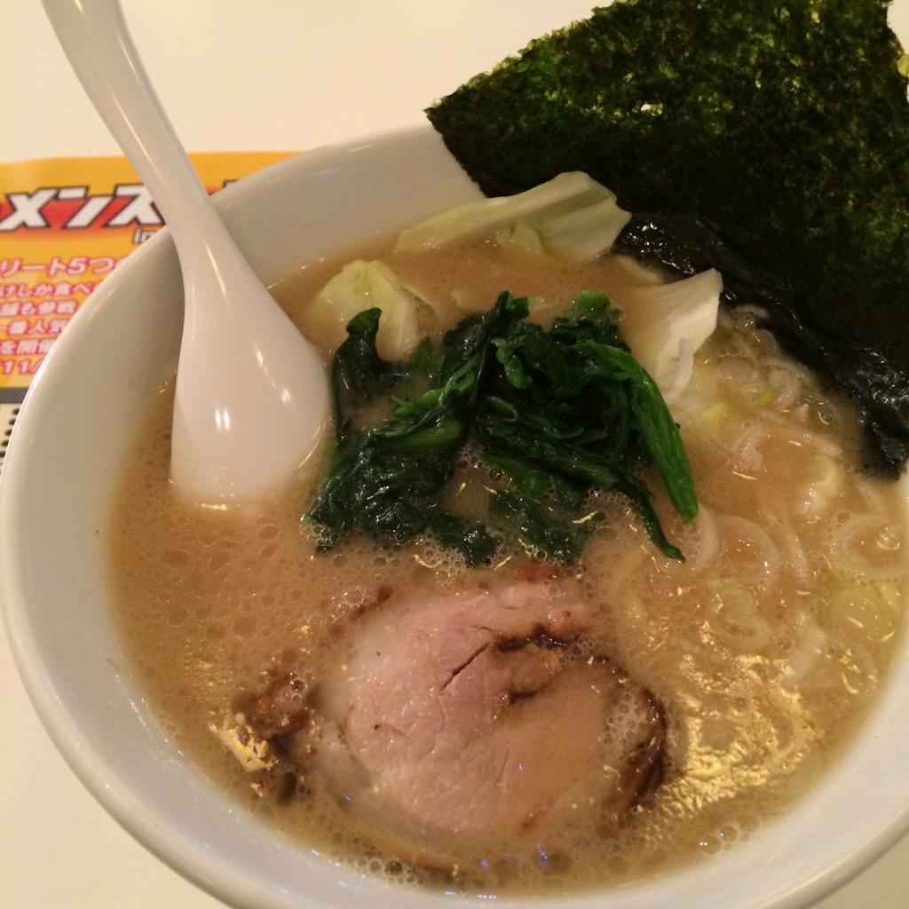 松福ラーメン 静岡ラーメンストリート2015
