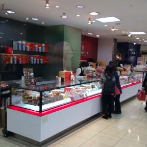 京王新宿 ケーキ売り場