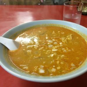 黄色い担々麺 喜楽飯店