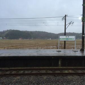 柏崎 安田駅
