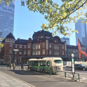 東京駅 復元後