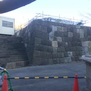 「常盤橋御門」と「旧常盤橋」