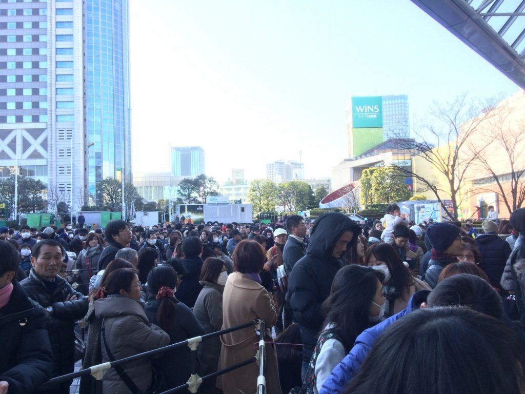 ふるさと祭り東京2017