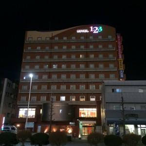 ホテル1-2-3r高崎