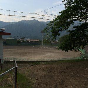 野球場 上田城