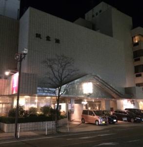 ホテル 談露館 甲府