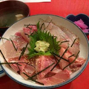 館山食堂 海鮮丼