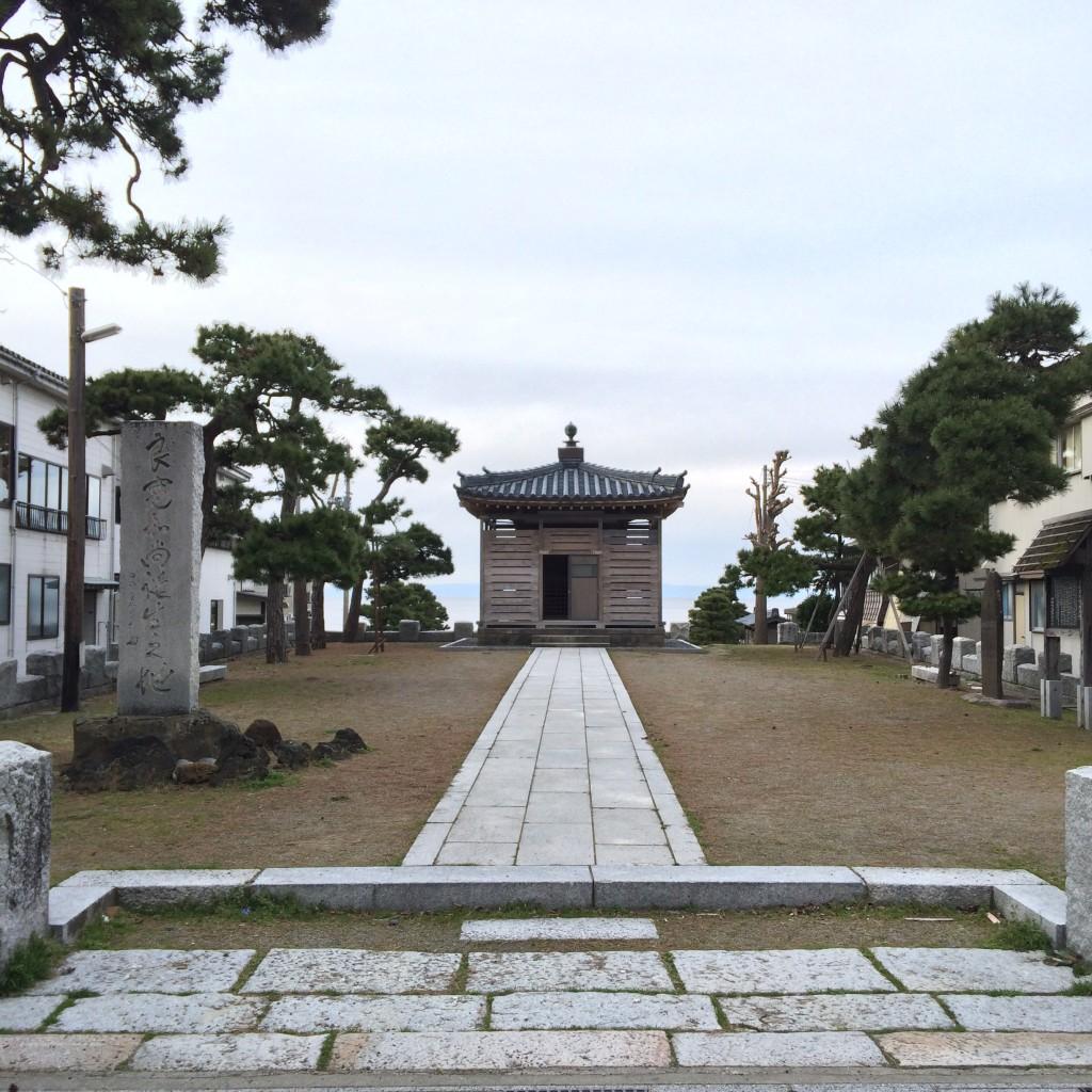 良寛堂 (良寛生家跡)