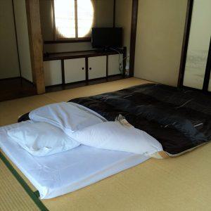 上田のホテル