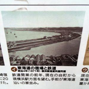 横浜への鉄道