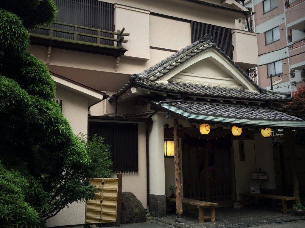 割烹田中家/ブラタモリ横浜