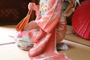 金沢の着物