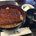 うなぎの「京丸」はうな丼が1280円の壮絶価格〜沼津港9店目〜