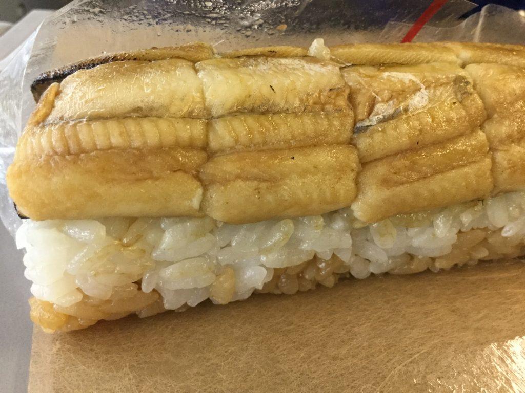あなご棒寿司