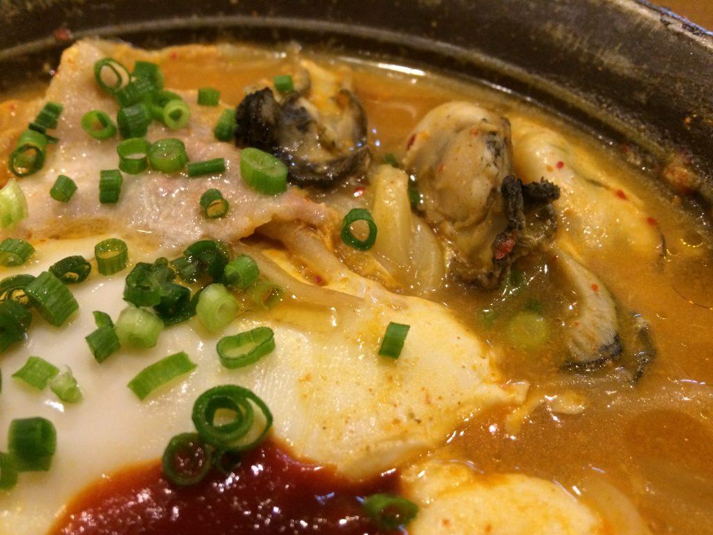 ガスト 牡蠣鍋