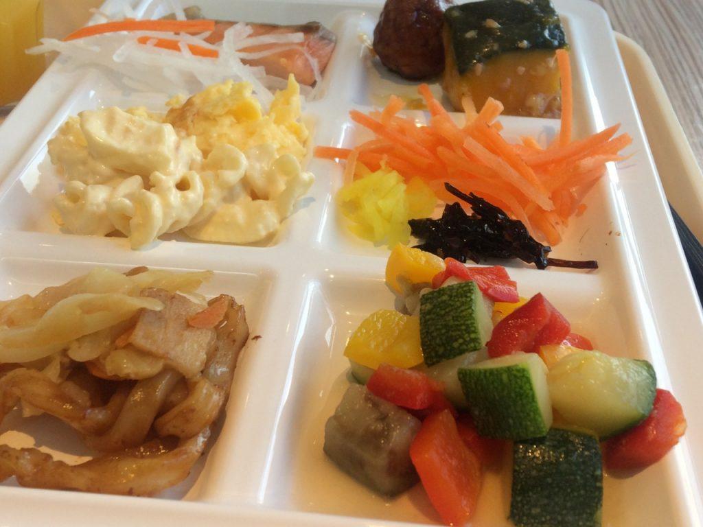 ホテル123 高崎 朝食